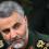Quds Force Commander Qasem Soleimani (IRGC)