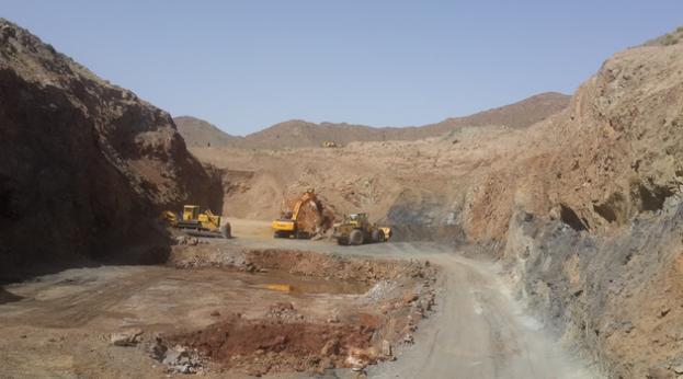 quarrying, mining (Iran Zinc Mines Development Company IZMDC) 2