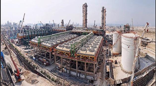 Marjan Petchem Plant Operational | Iran Business News