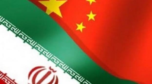 Iran-China (Tasnim)