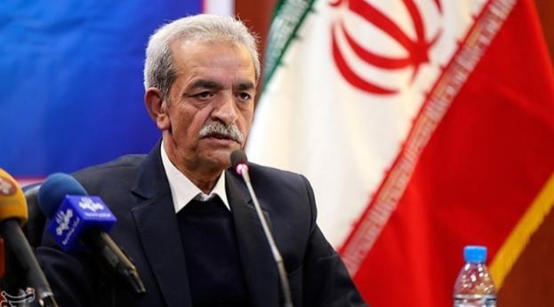 Head of Iran's Chamber of Commerce, Gholam Hossein Shafei (Tasnim)