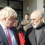 UK Boris Johnson with Iran Zarif (Tasnim)