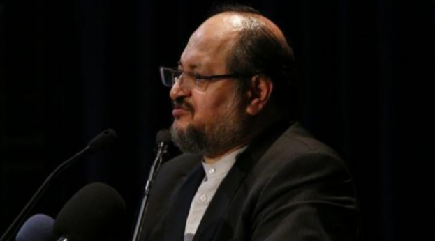 Mohammad Shariatmadari, Iranian Minister of Industry, Mine and Trade 2