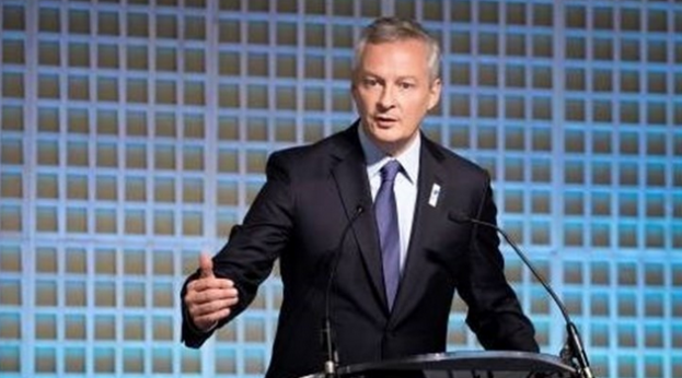 French Finance Minister Bruno Le Maire (Tasnim)