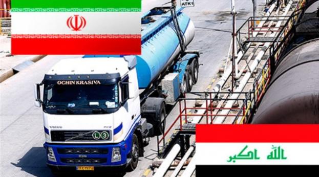 Iran Iraq oil swap (Shana)
