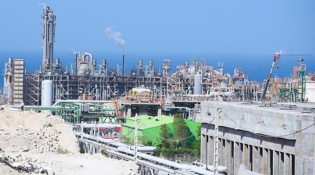 Damavand Petrochemical Electricity Plant