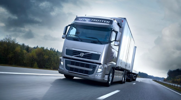 Volvo trucks (Tasnim)