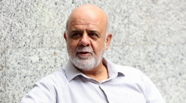 Iraj Masjedi, Iranian ambassador to Baghdad (Tasnim)