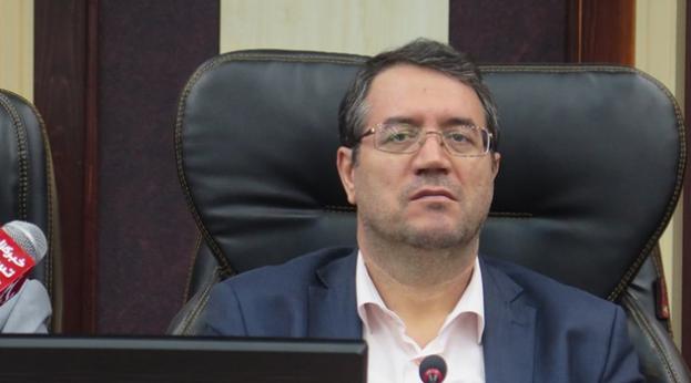 Reza Rahmani, Iran's Minister of Industry, Mine and Trade (Tasnim)