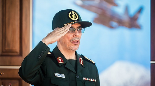 Chief of Staff of Iran Armed Forces Major General Mohammad Hossein Baqeri (Tasnim)
