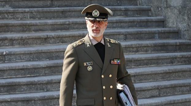 Iran Brigadier General Amir Hatami (Tasnim)
