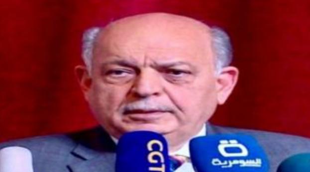 Iraq Minister of Oil, Thamer al-Ghadban